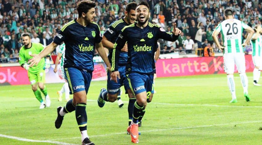 Fenerbahçe güle oynaya tura göz kırptı!