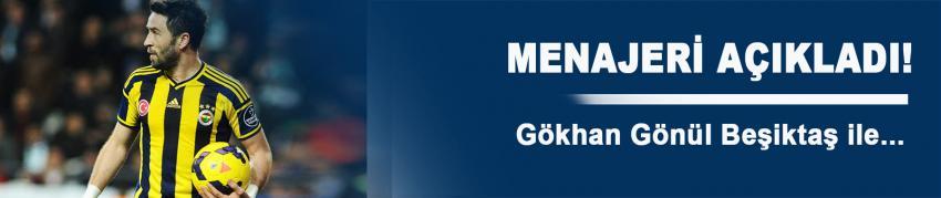 Gökhan Gönül'ün menajerinden Beşiktaş açıklaması