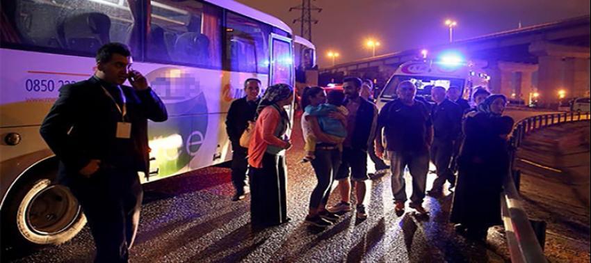 İstanbul'da trafik kazası: ölü ve yaralı var!