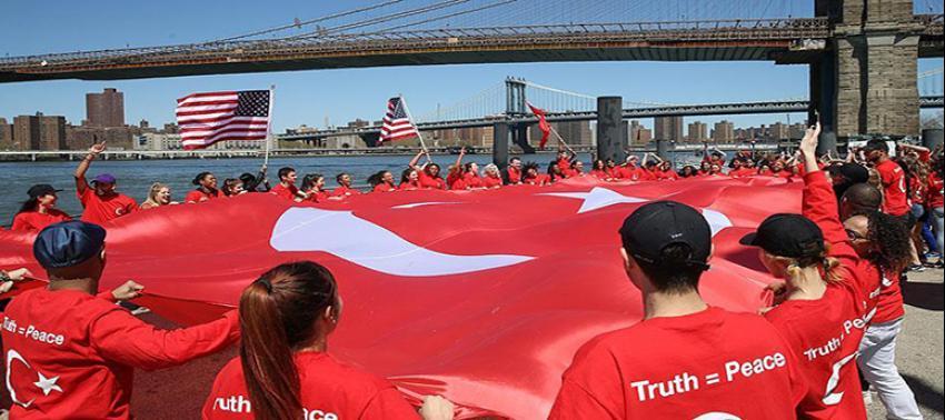 New York'ta Türk Şöleni düzenlendi