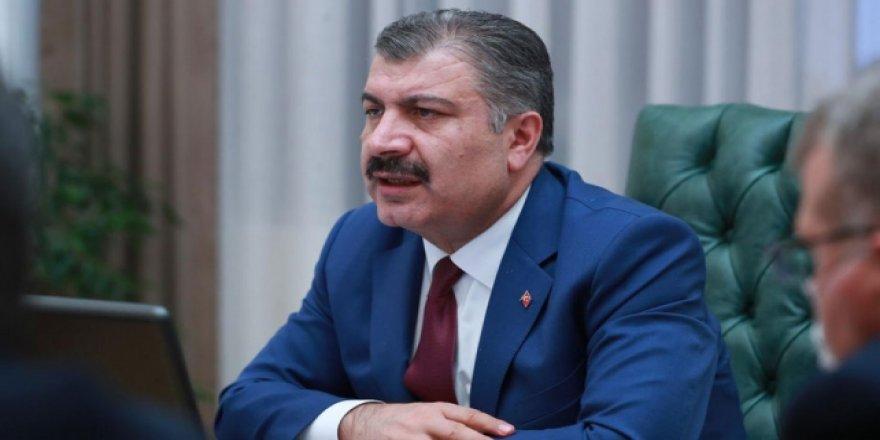 Sağlık Bakanı Fahrettin Koca 29 Eylül koronavirüs vaka sayılarını açıkladı