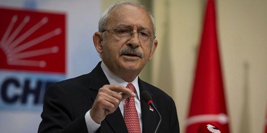 Kemal Kılıçdaroğlu'ndan hükümete Kovid-19 eleştirisi!