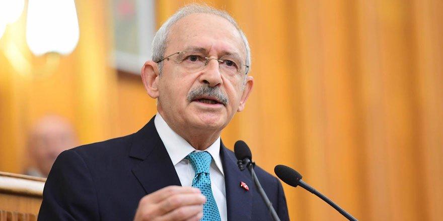 CHP lideri Kılıçdaroğlu: İktidar tek başına bir kişinin çalışmasıyla olmuyor!