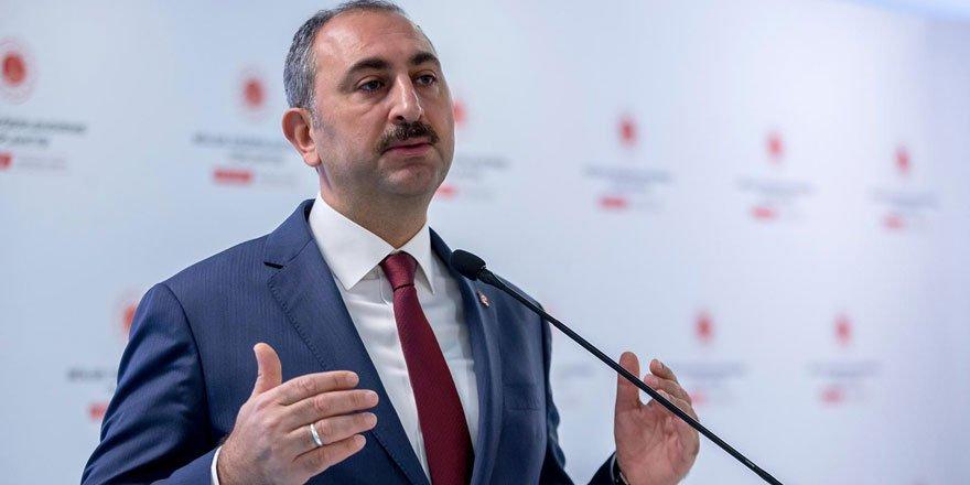 Adalet Bakanı Gül: 12 Eylül izleri büyük oranda silindi!