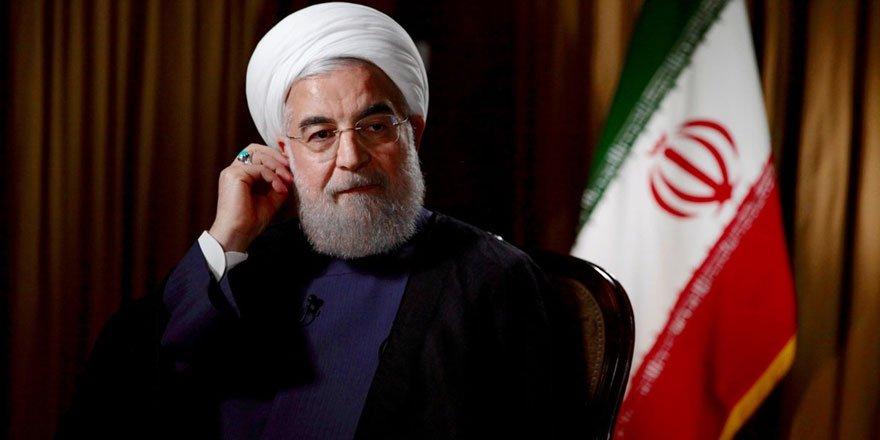 Ruhani: Petrol gelirimiz 120 milyar dolardan 20 milyar dolara geriledi!