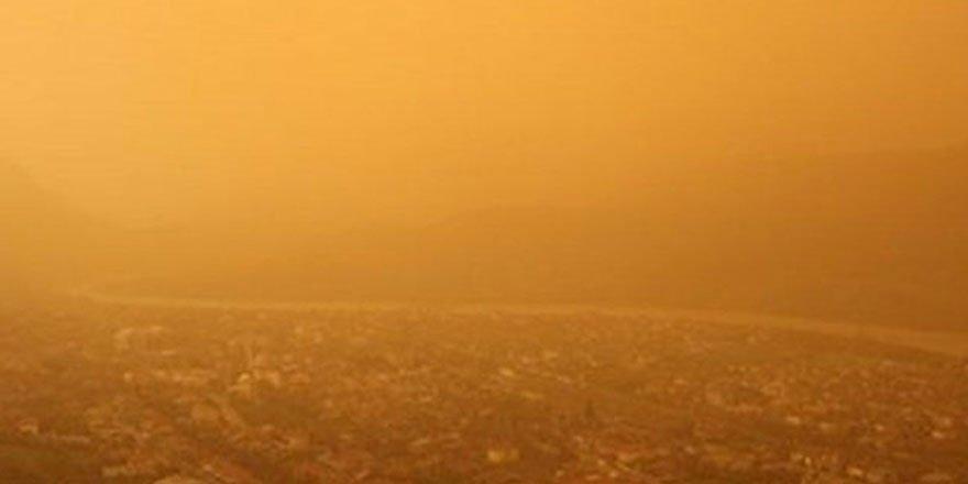 Meteoroloji: Yeni bir toz fırtınası uyarısı yok