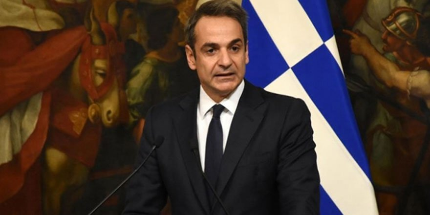 Yunanistan Başbakanı Miçotakis: Türkiye'yle en kısa sürede görüşmeye hazırız