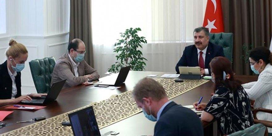 Koronavirüs Bilim Kurulu Fahrettin Koca başkanlığında toplanıyor!