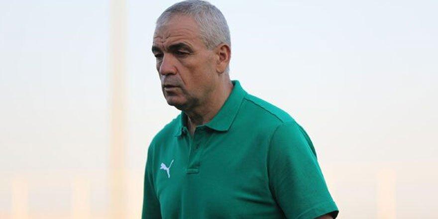 Sivasspor Teknik Direktörü Çalımbay: Erzurum'a galibiyet için gidiyoruz