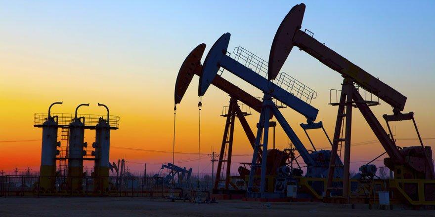 Brent petrolün varili 41,54 dolardan işlem görüyor!