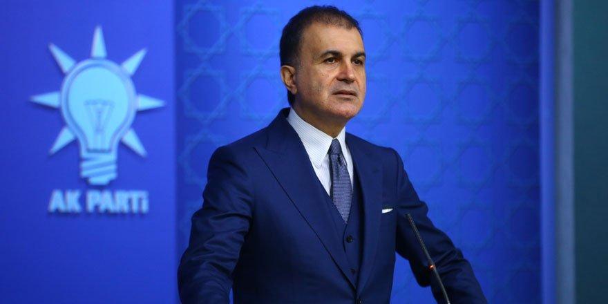 AK Parti Sözcüsü Çelik'ten Halil Sezai'ye sert tepki!