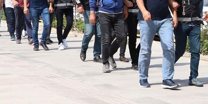 Adana'da organize suç örgütü operasyonu: 23 gözaltı