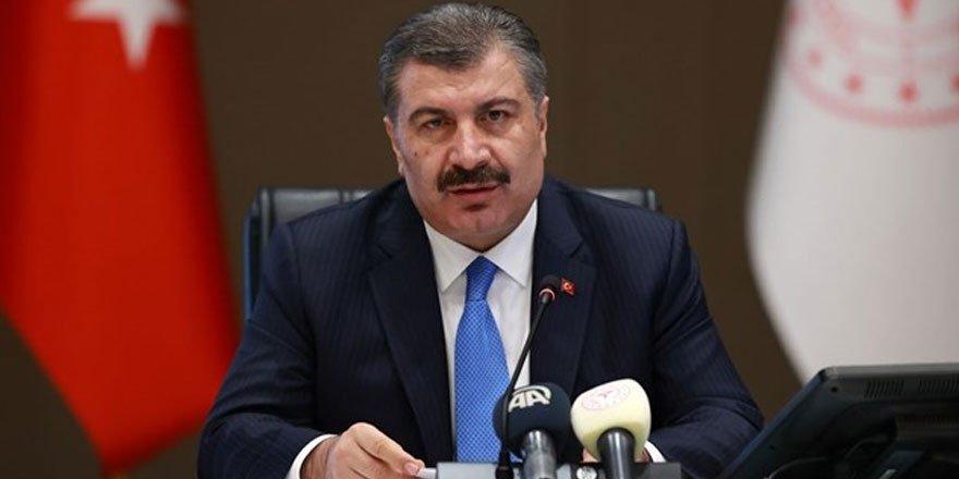 Sağlık Bakanı Koca: Salgında yeniden şiddetlenme dönemi yaşıyoruz!