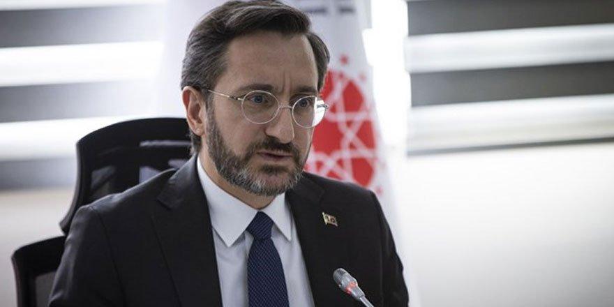 İletişim Başkanı Fahrettin Altun: Yunan hükümeti hesap sormalı