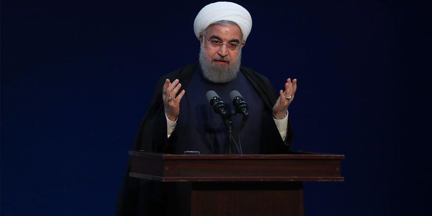 İran Cumhurbaşkanı Ruhani: Sağlık Bakanlığı'nın açıkladığı istatistikler endişe verici