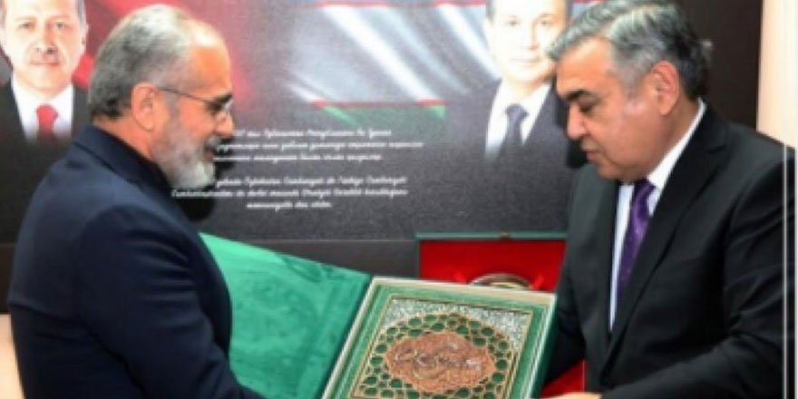 Cumhurbaşkanı Başdanışmanı Yalçın Topçu: Özbekistan'da yapılan reformlar ülke, bölge ve dünya için faydalıdır