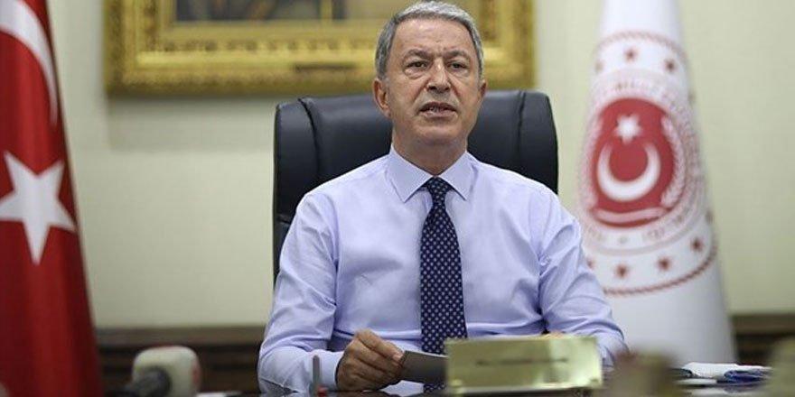 Milli Savunma Bakanı Akar: Yunan basın tarihinde kara bir leke olarak kalacak!