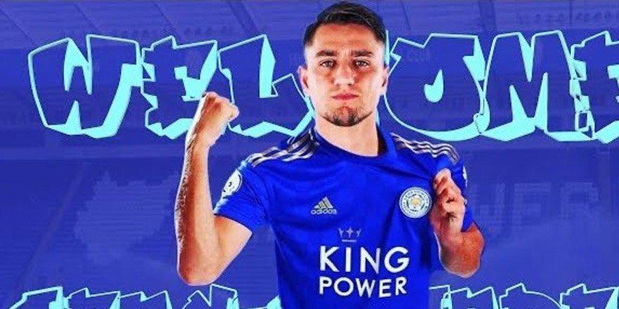 Leicester City, Cengiz Ünder transferini resmen duyurdu