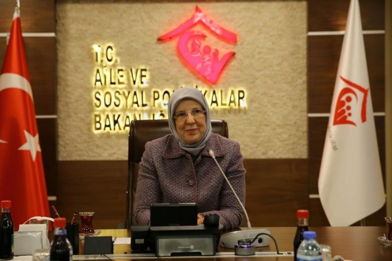 'Türkiye'nin aile yapısını güçlendireceğiz'