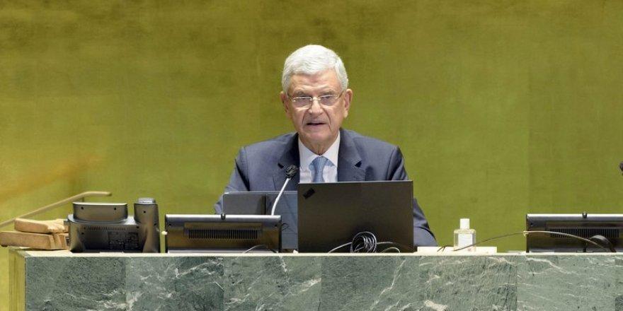 BM Genel Kurulu'nun ilk Türk başkanı Volkan Bozkır konuştu!
