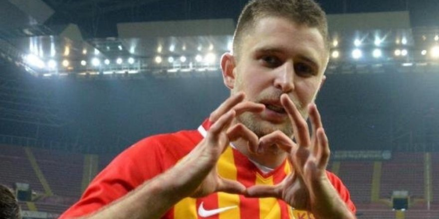 Artem Kravets Konyaspor'da