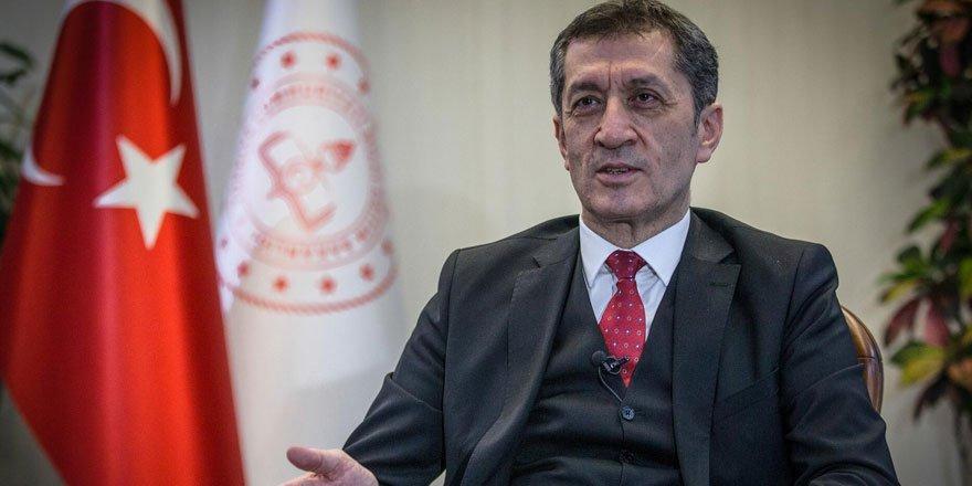 Bakan Ziya Selçuk MHP Genel Başkanı Bahçeli'ye teşekkür etti!