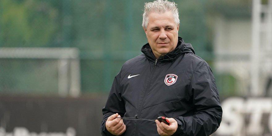 Gaziantep FK Teknik Direktörü Sumudica'dan sitem dolu açıklama!