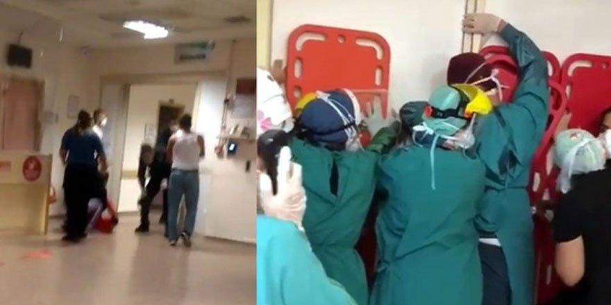 Ankara'da sağlık çalışanlarına saldırıda 9 gözaltı kararı
