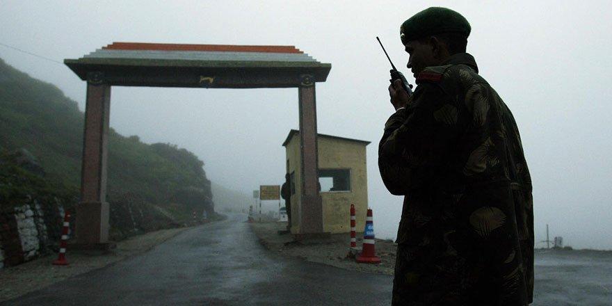 Çin ve Hindistan anlaştı! Sınır bölgesine daha fazla asker konuşlandırılmayacak