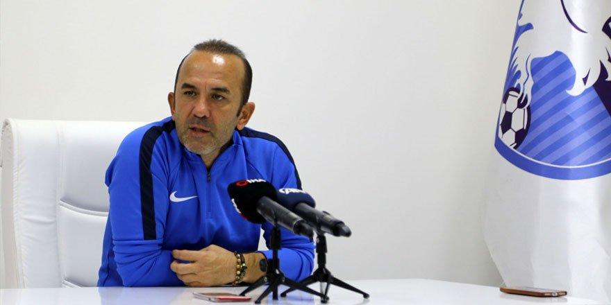 Erzurumspor Teknik Direktörü Mehmet Özdilek: Takımın moral motivasyonu yüksek seviyede