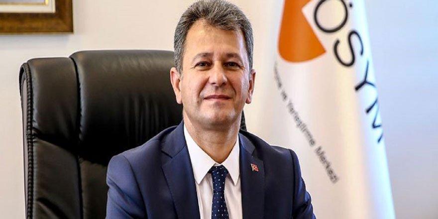 ÖSYM Başkanı Aygün DGS tercih işlerinin yarın başlayacağını duyurdu!