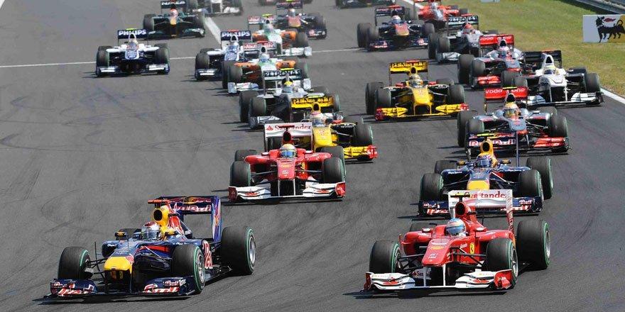 Formula 1'de sezonun 10. yarışı Rusya'nın Soçi kentinde gerçeklştirilecek!