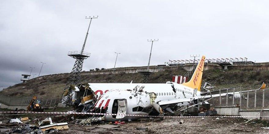 Uçak kazası soruşturmasında bilirkişi raporu hazırlanacak
