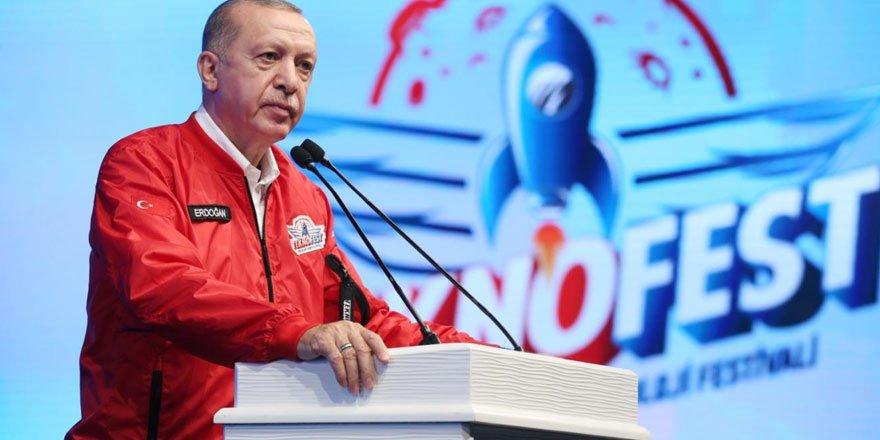 Cumhurbaşkanı Erdoğan, TEKNOFEST 2020'de konuştu: Yapay zeka burada kök salacak