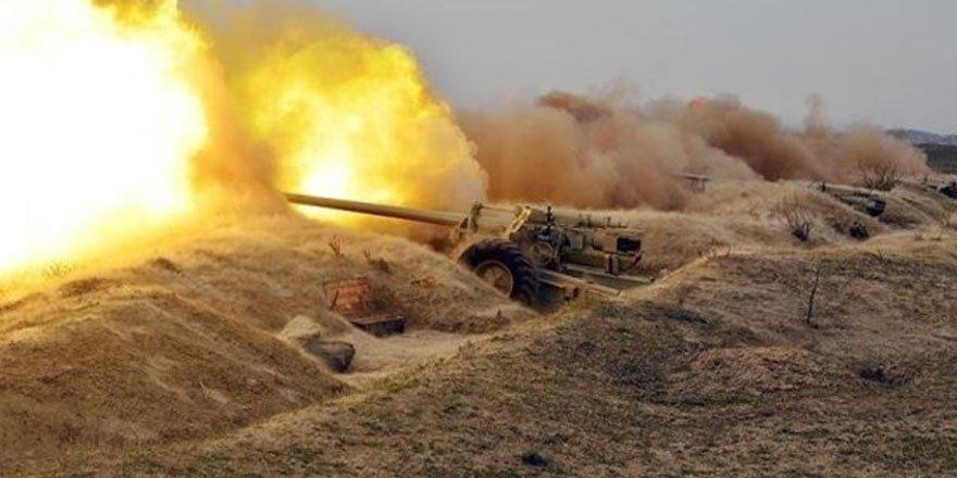 Ermenistan Azerbaycan'a saldırdı! Azerbaycan ordusu karşı saldırı başlattı