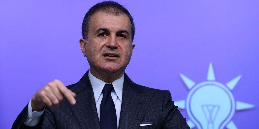 AK Parti Sözcüsü Çelik: Uluslararası toplum Ermenistan'ı mahkum etmelidir!