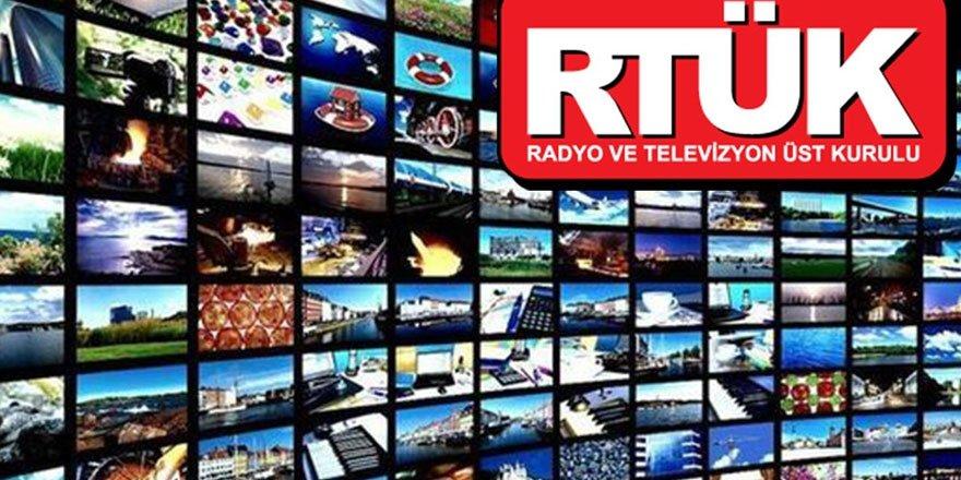 RTÜK TV kanallarından Kovid-19 bildirimi istedi!