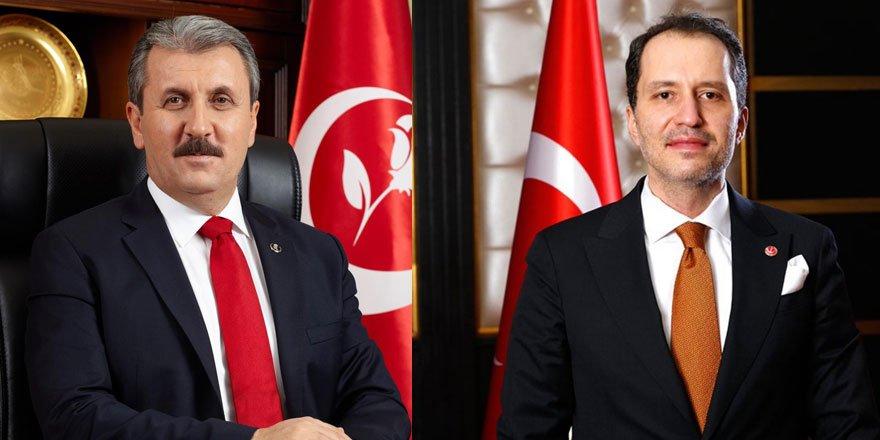 Siyasi parti liderlerinden Ermenistan'ın Azerbaycan'a hain saldırısına tepki!