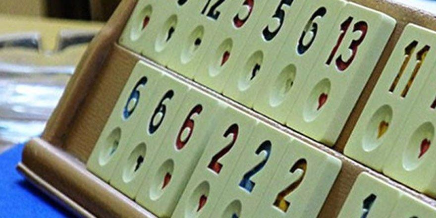 İş yerinde okey oynayan 28 kişiye 88 bin 284 lira ceza