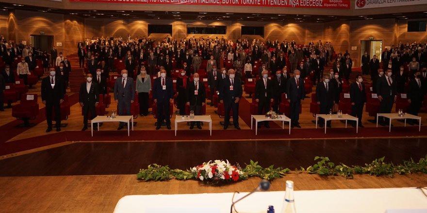 MHP İstanbul il kongresine Devlet Bahçeli'den önemli mesaj!