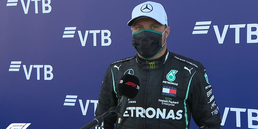 Formula 1 Rusya Grand Prix'sini Mercedes pilotu Bottas kazandı!