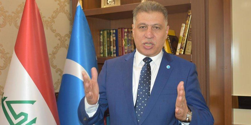 Irak Türkmen Cephesi Başkanı Salihi Azerbaycan için seferberlik çağrısı yaptı!