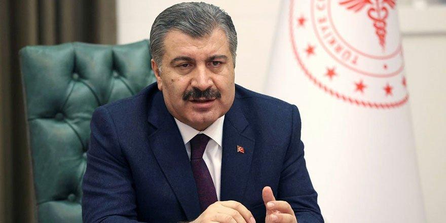 Sağlık Bakanı Koca 27 Eylül Kovid-19 tablosunu açıkladı! Ağır hasta sayısı azaldı