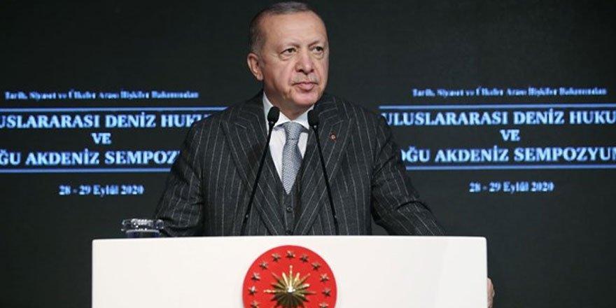 Cumhurbaşkanı Erdoğan: Ermenistan işgal ettiği Azerbaycan topraklarından çekilmelidir