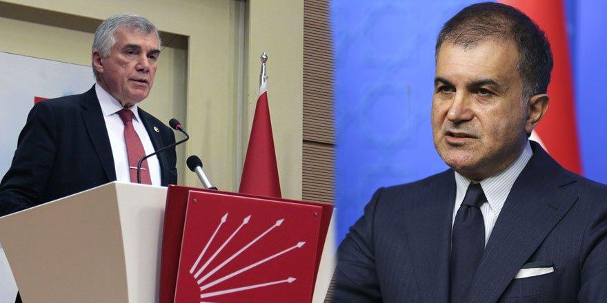 AK Parti Sözcüsü Çelik'ten CHP'li Ünal Çeviköz'e sert tepki!