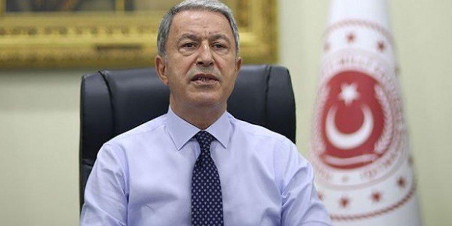 Milli Savunma Bakanı Akar: Ermenistan getirdiği teröristleri geri göndermeli
