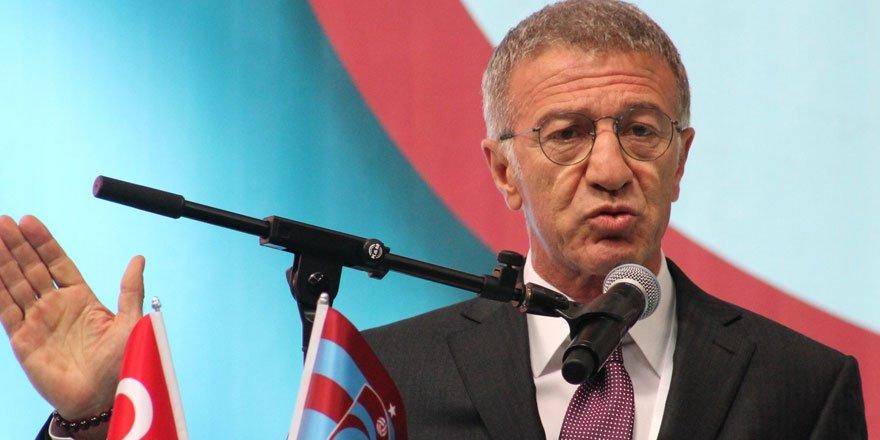 Trabzonspor Başkanı Ağaoğlu: Güçlü bir Trabzonspor hedefine doğru hızla yürüyoruz