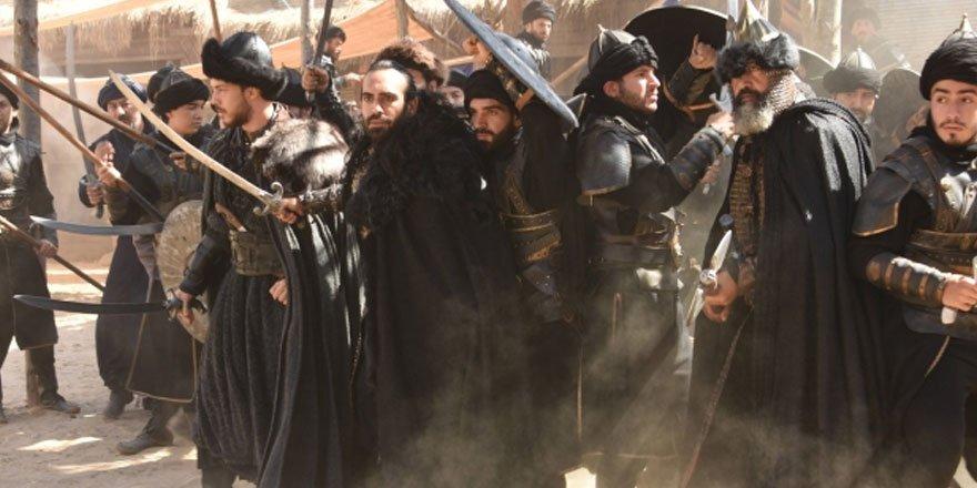 TRT 1'in yeni dizi Uyanış Büyük Selçuklu reytingleri alt üst etti!