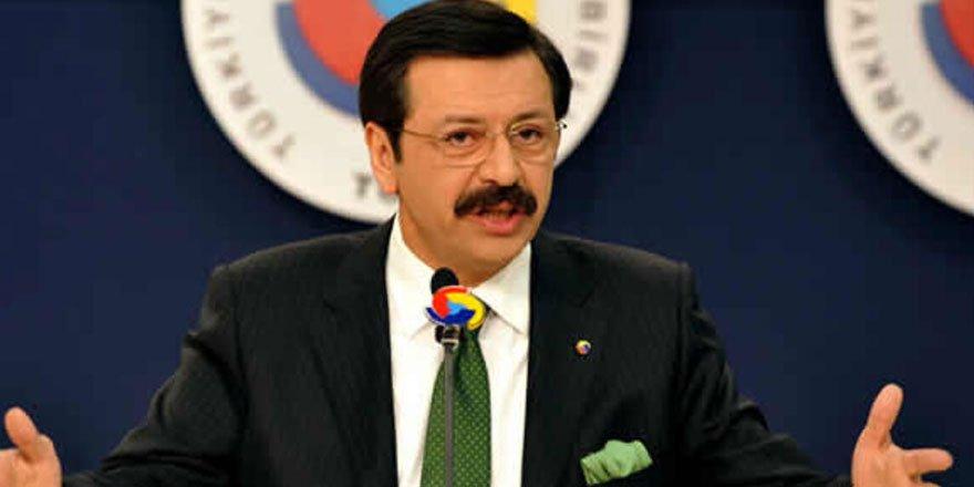 TOBB Başkanı Hisarcıklıoğlu Yeni Ekonomik Programı değerlendirdi!