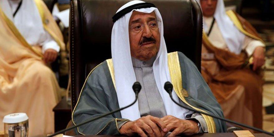 Kuveyt Emiri El-Sabah 91 yaşında hayatını kaybetti